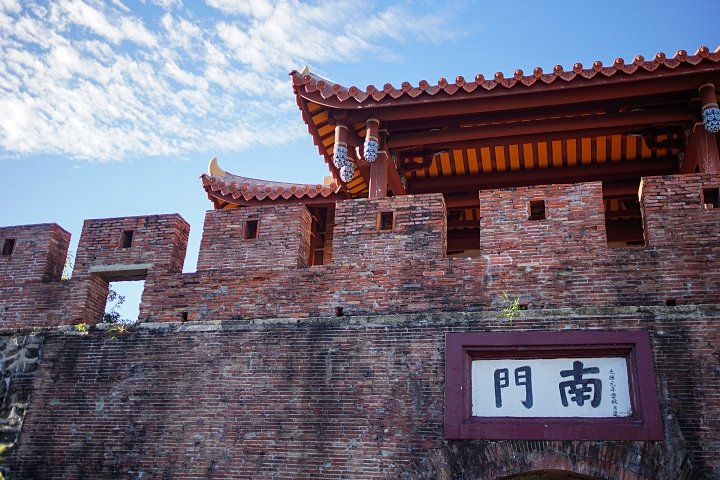 The South Gate of Hengchun Old Town