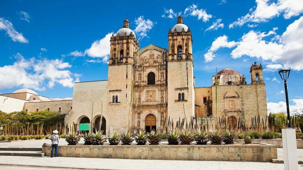 Santo Domingo's Temple
