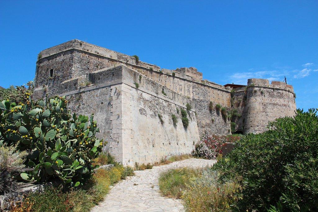 Italy - Sicily - Milazzo Castle (Castello di Milazzo)