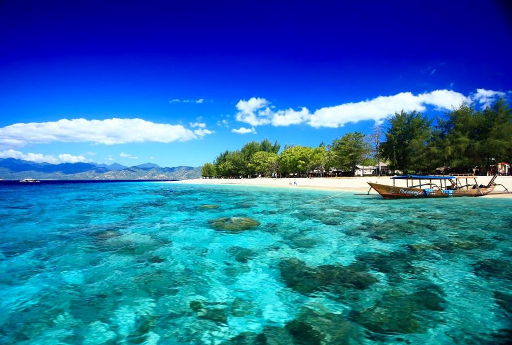 Welcome to paradise on Gili Air