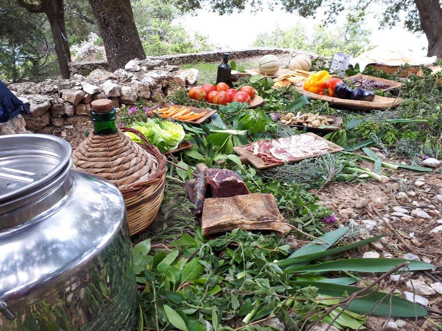 Shepherd's picnic