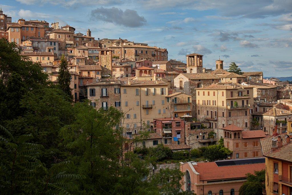 Perugia, Italy