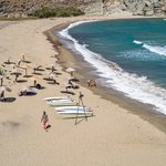Beach Day on Tinos