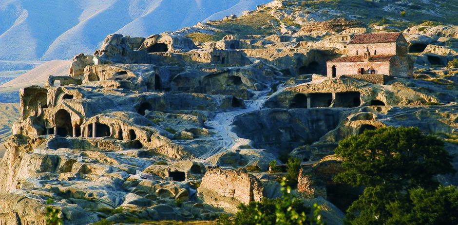 The caves of Uplistikhe