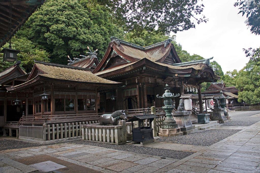 Konpira-Daigongen Shrine Complex