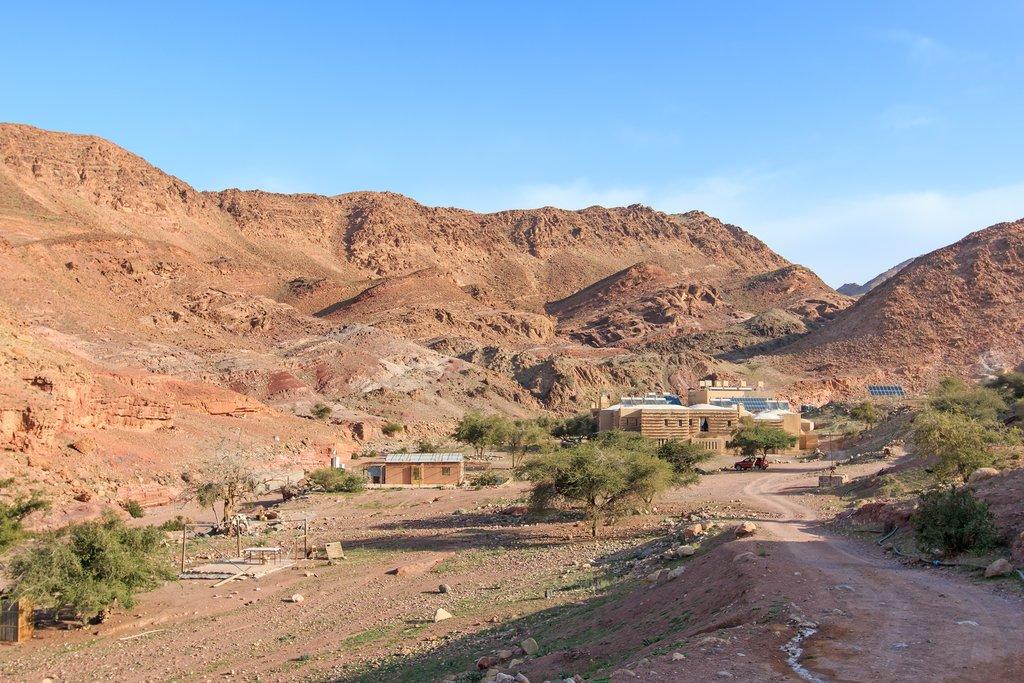 Feynan Ecolodge, Dana Biosphere Reserve, Jordan