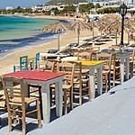 Tavernas of Agia Anna