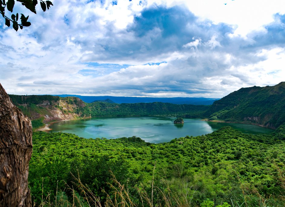 Luzon, Taal Volcano, the Philippines