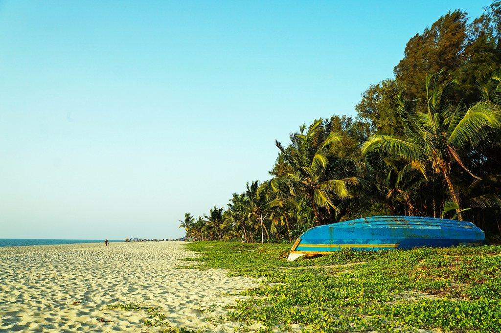 Marari Beach