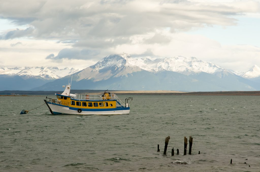Channel of Last Hope in Puerto Natales