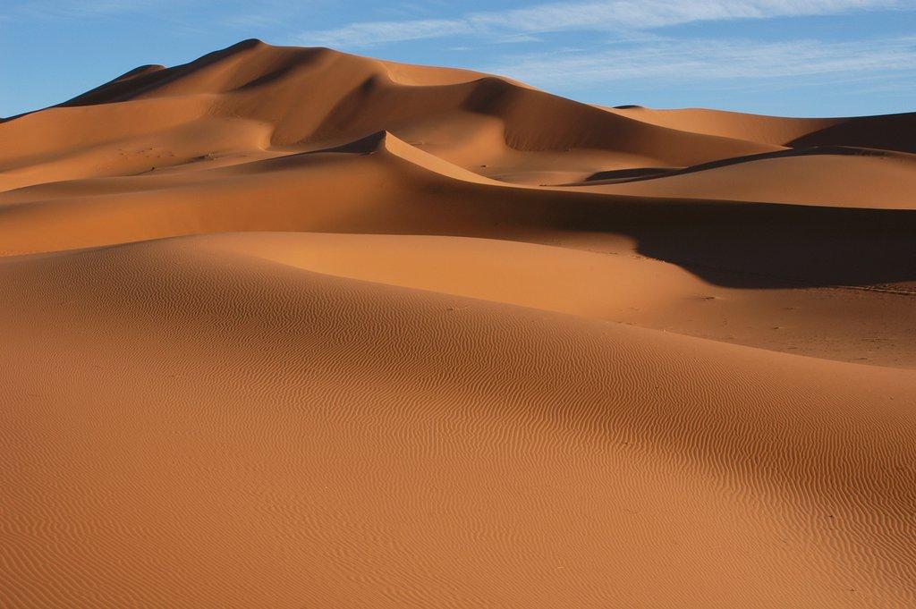 How to Get to the Sahara Desert