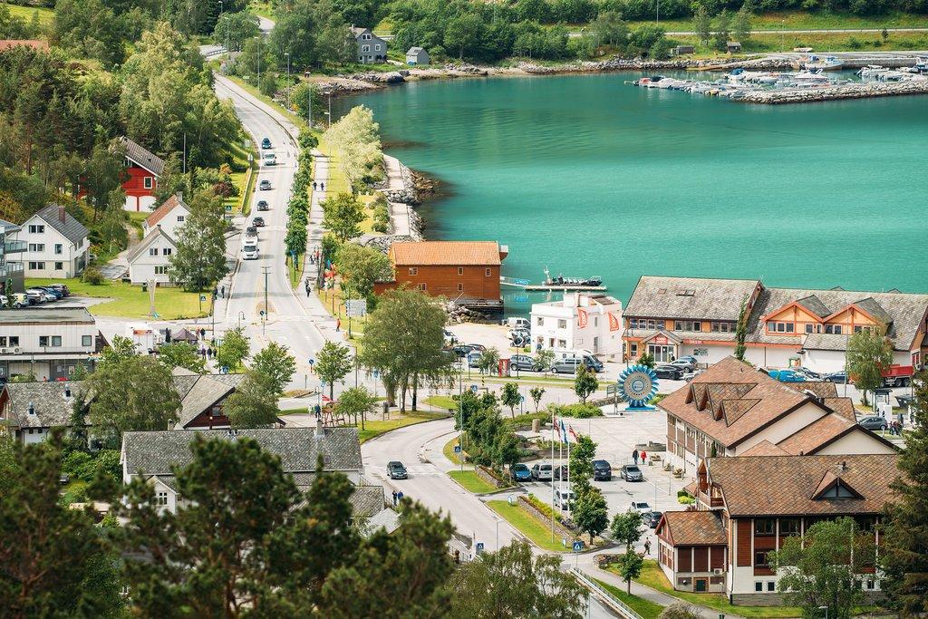 Village of Eidfjord