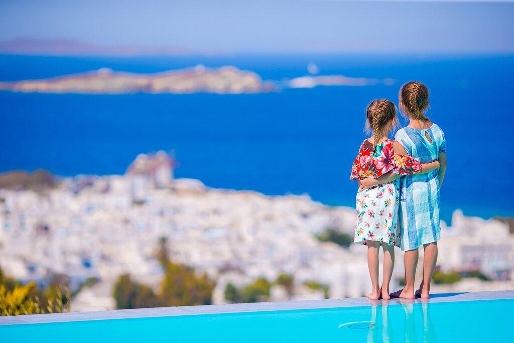Surveying Santorini