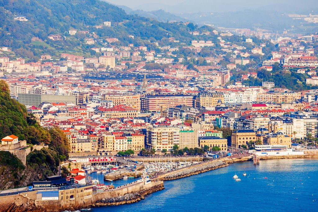 How to Get from San Sebastian to Bilbao