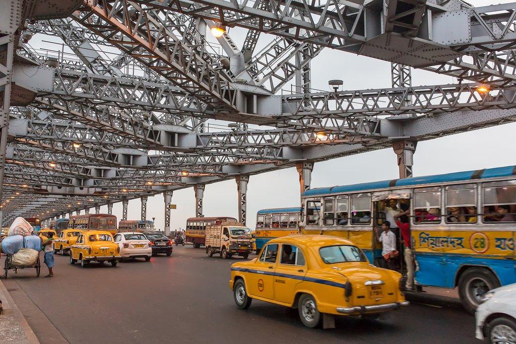 Goodbye, Kolkata!