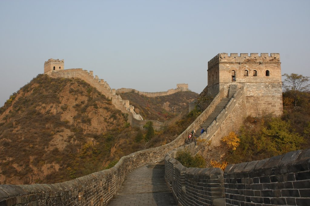 How to Get from Beijing to Great Wall of China