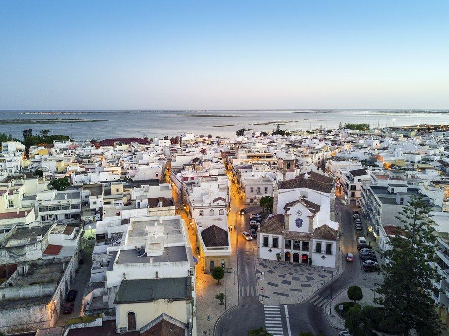 Algarve - Traditional-Portuguese-Village