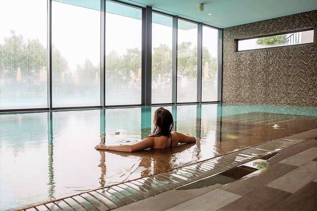 Monchique Resort & Spa Indoor Pool