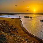 Sunrise at Punta Gallinas