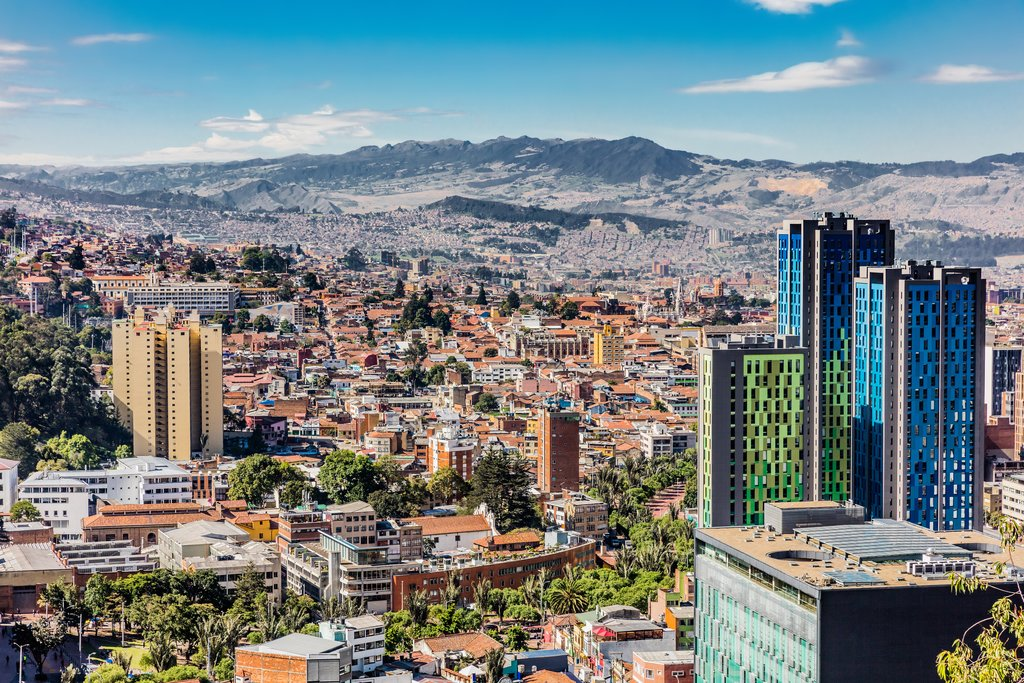 How to Get from Cali to Bogotá