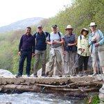 Hiking in Imlil   Photo taken by Maura S