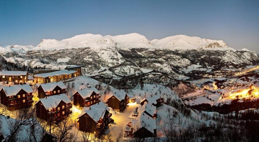 View of Hemsedal