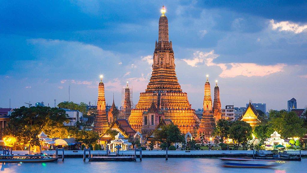 Welcome to Bangkok!