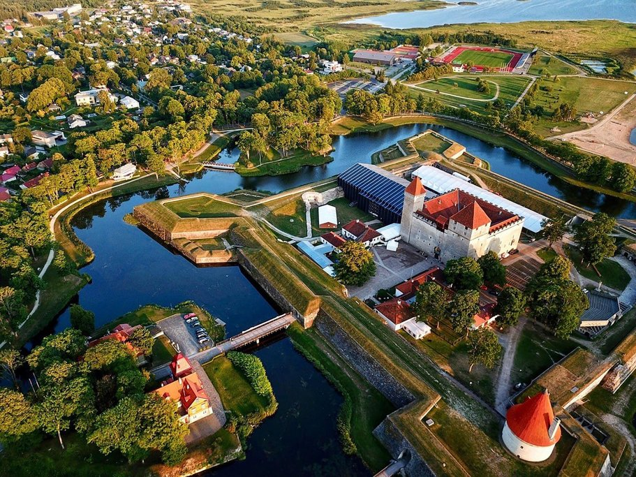 Kuressaare Episcopal Castle