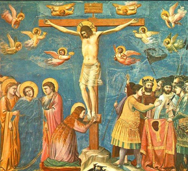Cappella degli Scrovegni - Giotto Frescos