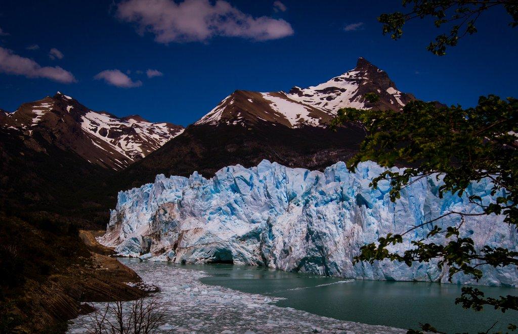 Iceberg in El Calafate Argentina