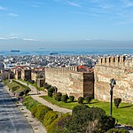 Thessaloniki's ancient architecture