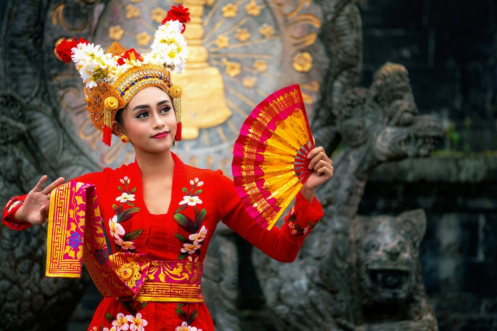 Welcome to Bali, Island of the Gods!