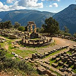 Temple of Athena Pronaia