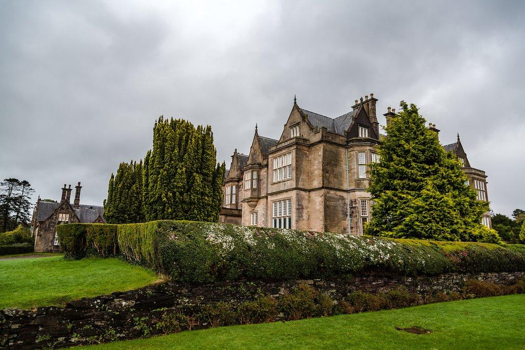 Ireland - Kerry - Killarney National Park - Muckross House