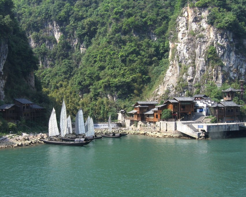How to Get to the Yangtze River