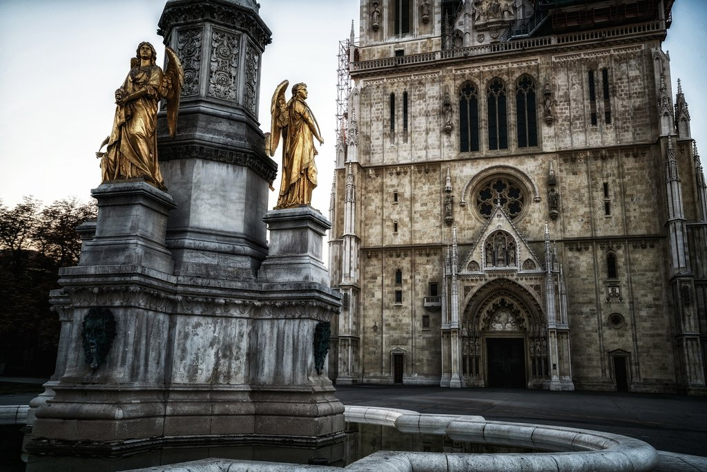 Zagreb's Cathedral
