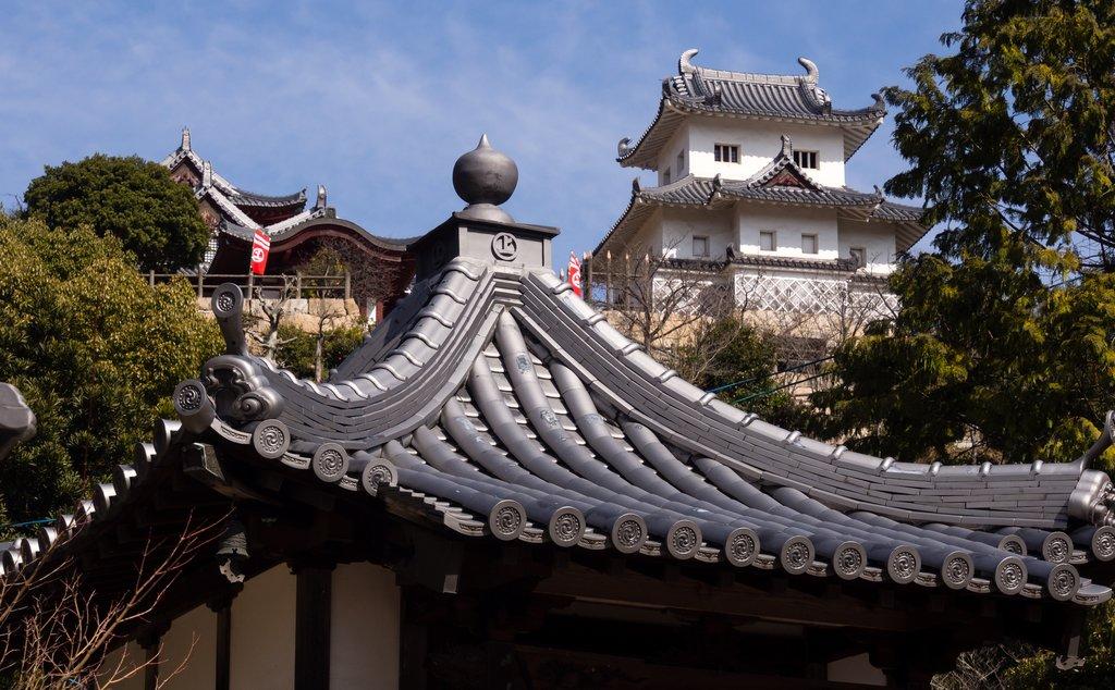 Innoshima Suigun Castle, Innoshima, Japan