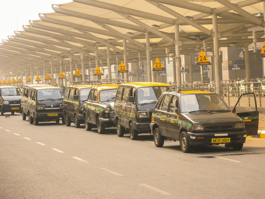 We pick you up from Delhi Airport, where your tour begins