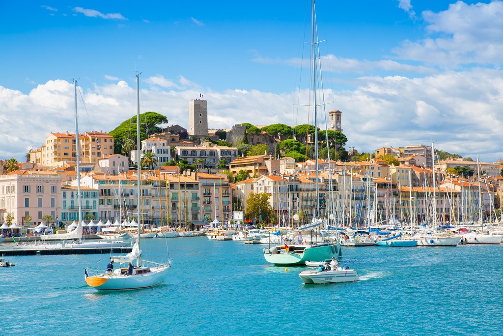 How to Get from Nice to Cannes