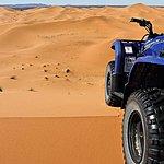 ATV/Quad Sand Dune Adventure in Merzouga