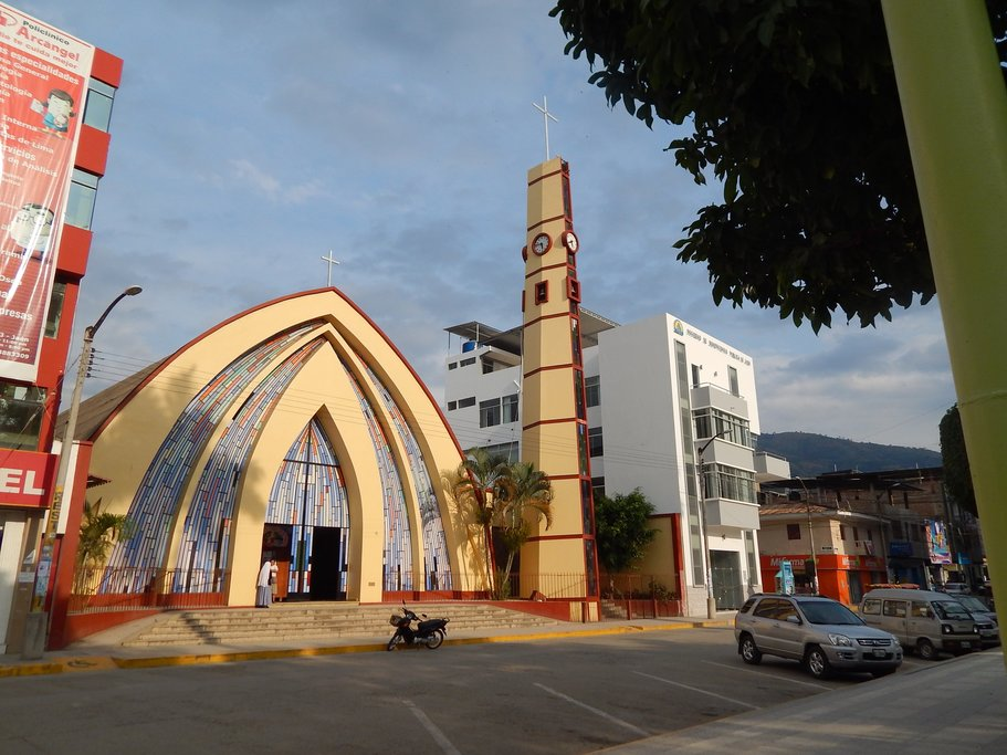 Church in Jaén
