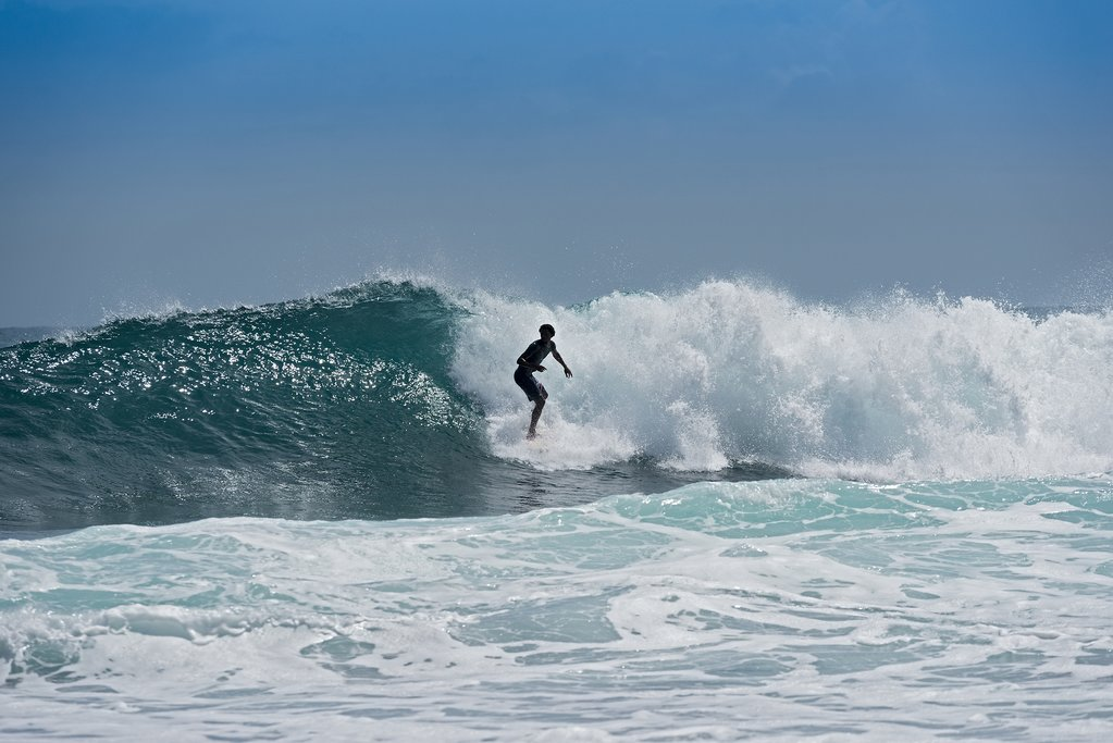 Today, you'll hit the waves at Playa Tamarindo