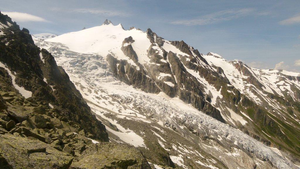 View from Fenêtre d'Arpette