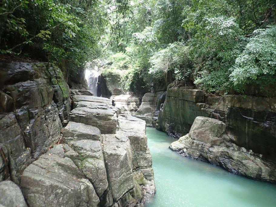 Wulang Canyon