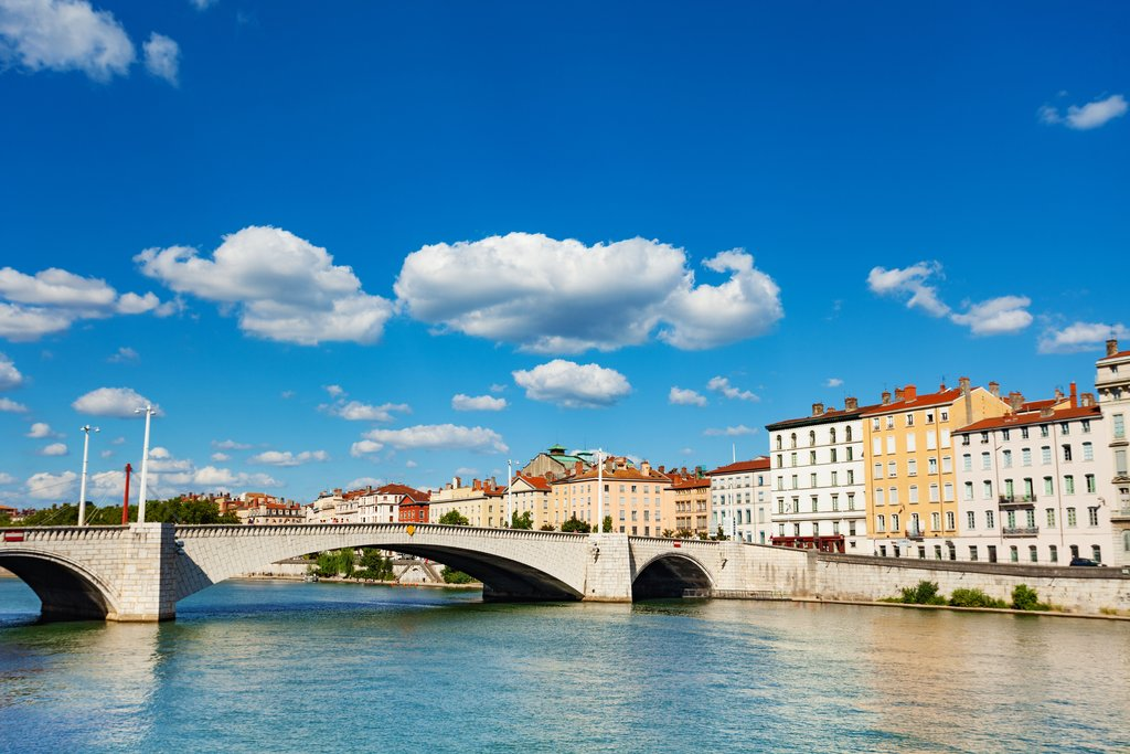 Pont Bonaparte in Lyon