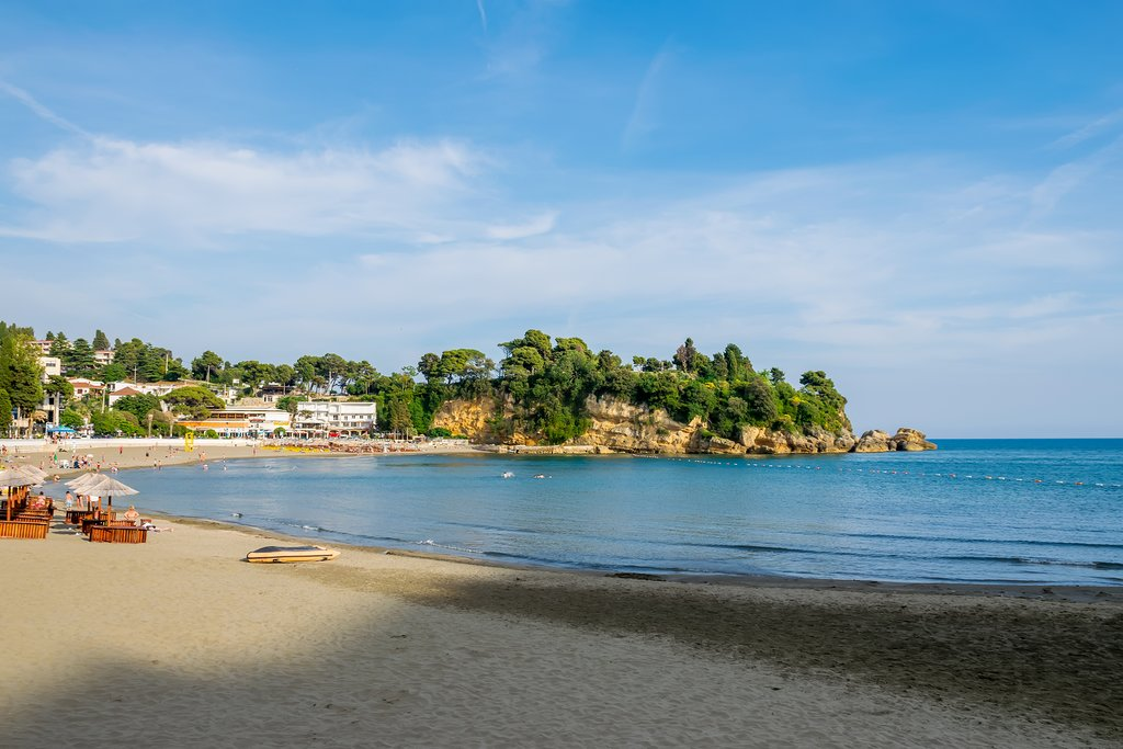 Beaches of Ulcinj