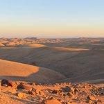 Agafay stone desert near Marrakech