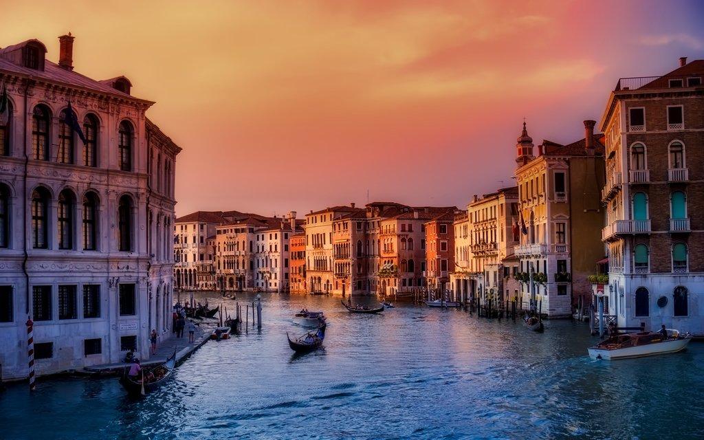 Evening Gondola ride