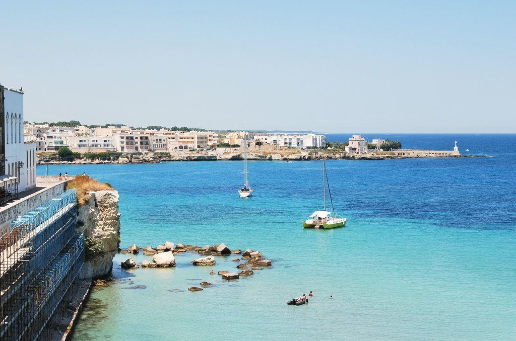 Otranto on the Adriatic Coast