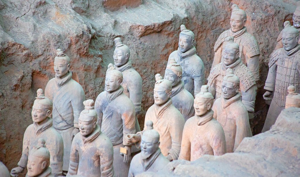 Famous Terracotta Army